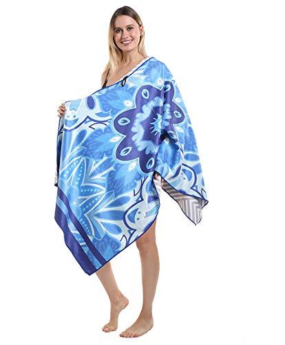 Genovega Thick Round Beach Towel