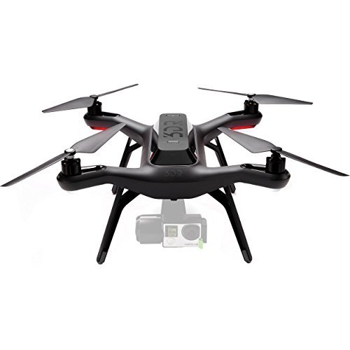3DR Solo Aerial Drone (Black) by 3DR