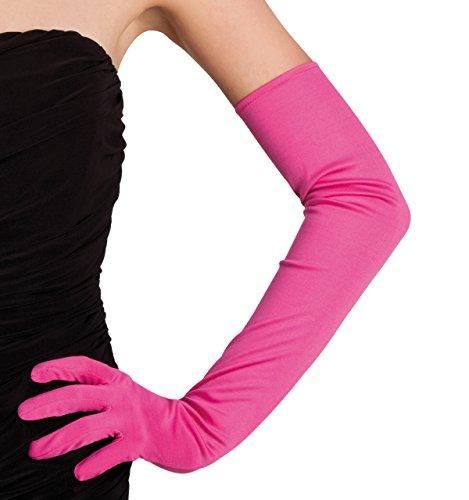 Boland 03103 - Handschuhe Los Angeles, Einheitsgröße, pink