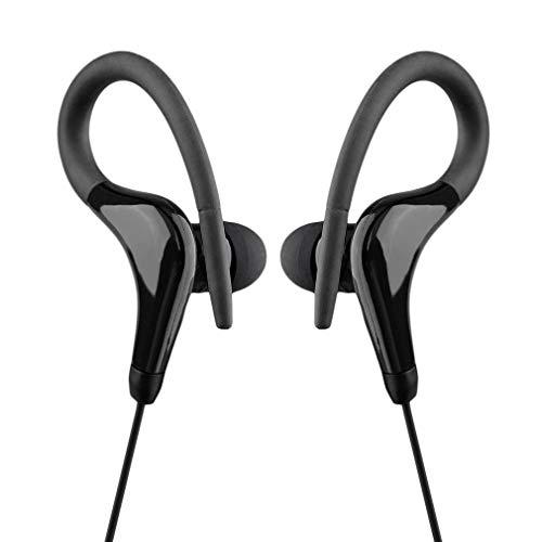 KinshopS Ear Hook Sports Running KY-010 - Auriculares de diadema