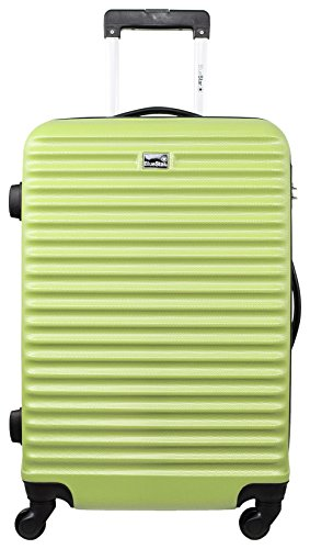 BLUE STAR Weekend Brazilia Valise, 60 L, Verde (Verde) - BD-12048