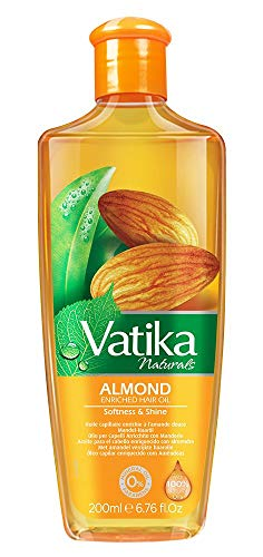 VATIKA Haaröl Mandeln, 200 ml