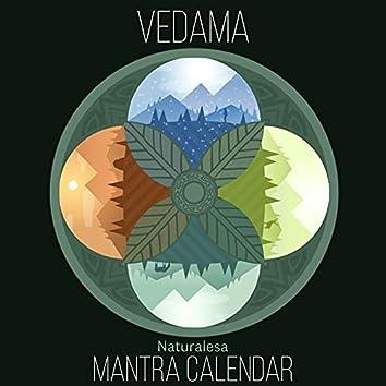 Mantra Calendar / VEDAMA