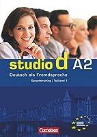 Studio D in Teilbanden: Sprachtraining A2 (Einheit 1-6)