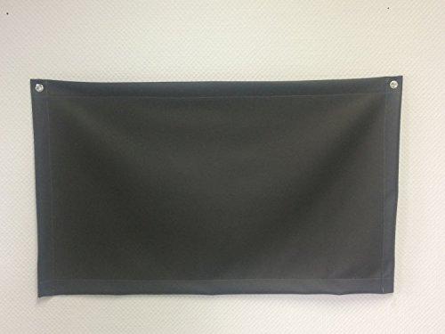 animal-design Wandschutz Wandschoner Tapetenschutz für Tiere Hunde Katzen Lederoptik grau, Farbe:grau