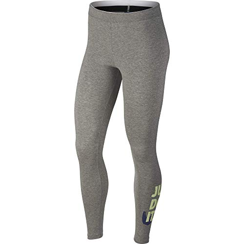 Nike - Nike W Nsw Femme Leggings Gris - M, Gris
