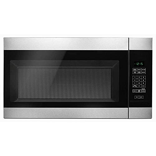AMANA 1.6 cu. ft. Over The Range Microwave in Stainless Steel
