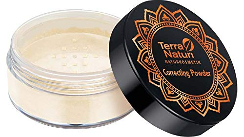 Terra Naturi Naturkosmetik Limited Edition Oriental Nights Correcting Powder Nr. 02 Sheer Glow Contenido: 9 g Fixing Powder