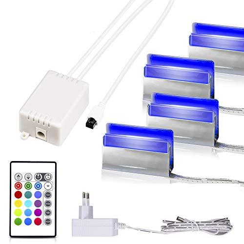 Forestleuchten LED Glasbodenbeleuchtung Bild