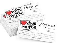 500枚の教会提供  Tithe Donation Envelopes (愛の教会)