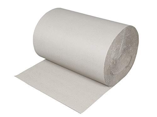 1 Rolle Polster Wellpappe | Rollenwellpappe 70lfm x 80 cm | Grammatur 80g/m² | verschiedene Mengen wählbar