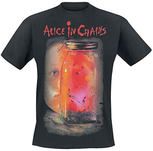 Alice In Chains Jar of Flies T-Shirt schwarz L