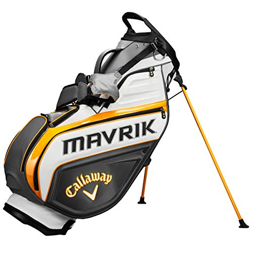 Callaway Golf 2020 Mavrik Staff Bags (Staff Stand Bag - Double Strap)
