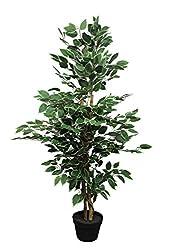 Kunstpflanze Birkenfeige Kunstbaum Künstliche Pflanze 180cm