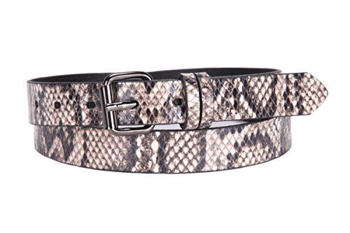Tamaris Leather Belt W90 Beige