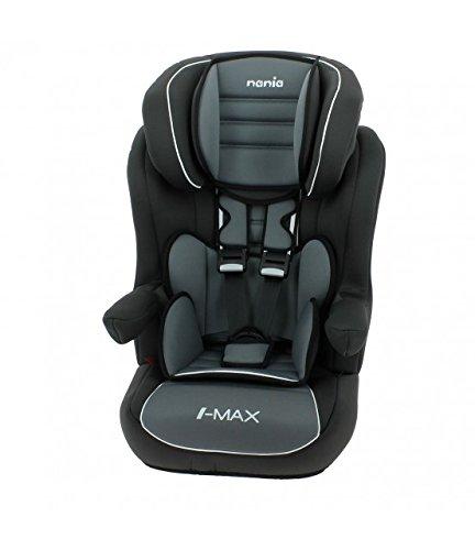 Nania i-Max Autositz mit hoher Rückenlehne, Gruppe 1/2/3, Storm