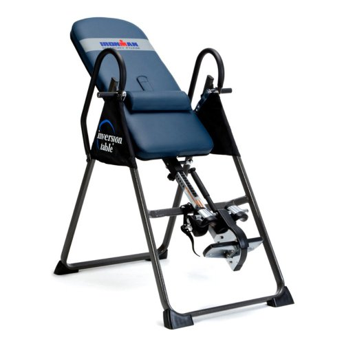 Best Price Ironman Inversion Table with Memory Foam