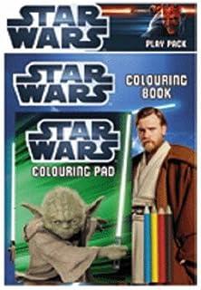 Alligator Books Star Wars Play Pack