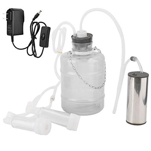 Electric Milking Machine Kit, 3L...