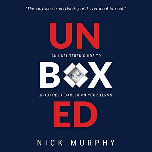 Unboxed Audiobook By Nick J. Murphy cover art