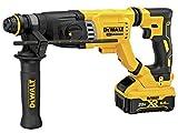 DEWALT 20V MAX Rotary Hammer, SDS Plus Kit, 1-1/8-Inch (DCH263R2)