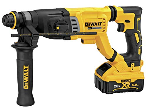 Review Of DEWALT 20V MAX Rotary Hammer, SDS Plus Kit, 1-1/8-Inch (DCH263R2)