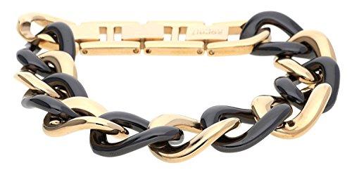 ESPRIT Damen Armband Edelstahl CERAMIA ELBR11606D195