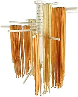 TGSEA DIY Pasta Drying Rack Spaghetti Tools Drying Stand Homemade Fresh Noodle Dryer