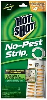 Hot Shot No-Pest Strip 2.29 oz. Pack of 6