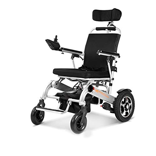 Lowest Price! Electric Wheelchair, Foldable Electric Mobility Scooter, Intelligent Fully Automatic P...