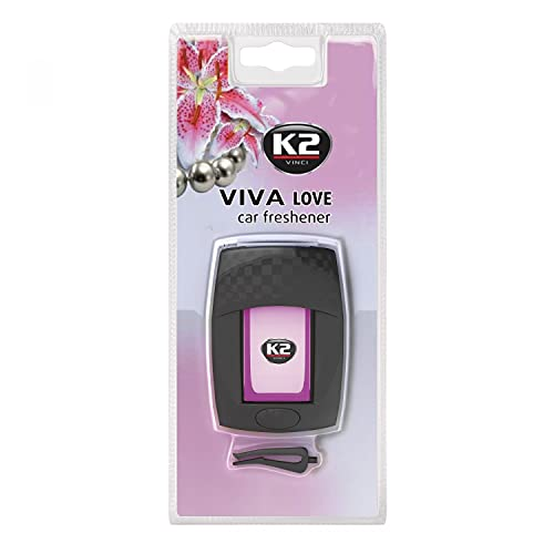 VIVA LOVE K2 cítit zápach v moderním ventilaci