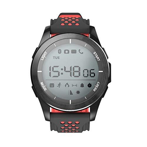 Heaviesk NO.1 f3 Sport smartwatch drehbare zifferblatt 30m wasserdichte schwimmuhr schrittzähler Outdoor Armbanduhr für Android ios