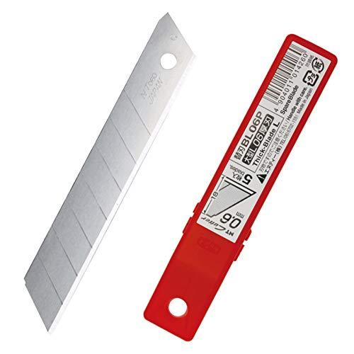 エヌティー カッター 替刃 5枚 大型 L 0.6mm 厚刃 BL06P