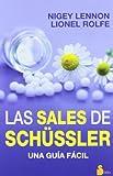 Las sales de Schussler / Homeopathic Cell Salt Remedies: Una Guia Facil