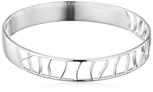 Elements Silver Damen Armreifen Silber - B5008