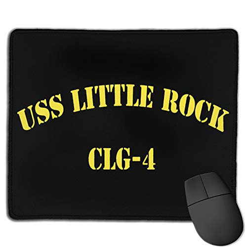 USS Little Rock CLG-4 Computer Mouse Pad Gaming Mouse Pad Office Products