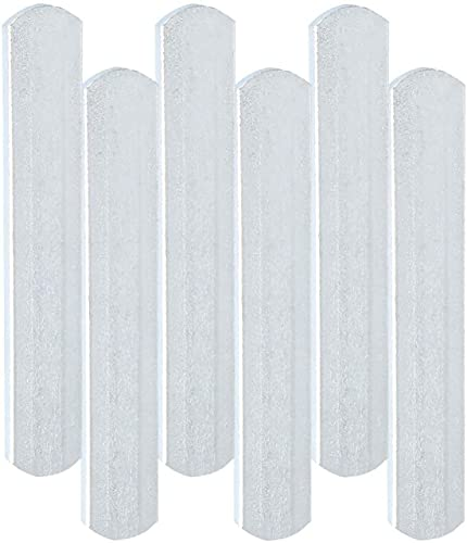 Ducomi 10 Pezzi Piastre per Giubbotto Zavorrato Acciaio Inox - Placche Barre Metallo per Gilet Pesi Allenamento Casa e Palestra - Piastra per Fitness, Esercizio Muscolare Donna Uomo (2 kg)