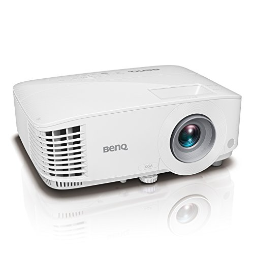 Benq MX731 Video - Proyector (4000 lúmenes ANSI, DLP, XGA (1024x768), 20000:1, 4:3, 762 - 7620 mm (30 - 300'))