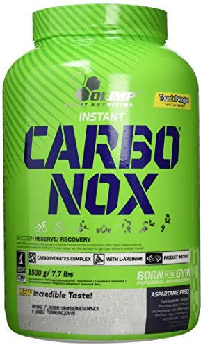 Olimp Carbo NOX - Kohlenhydrate, Geschmack Orange, 1er Pack (1 x 3.5 kg)