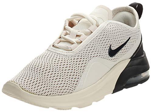 Nike Damen WMNS Air Max Motion 2 Leichtathletikschuhe, Mehrfarbig (Light Cream/Oil Grey 200), 42 EU