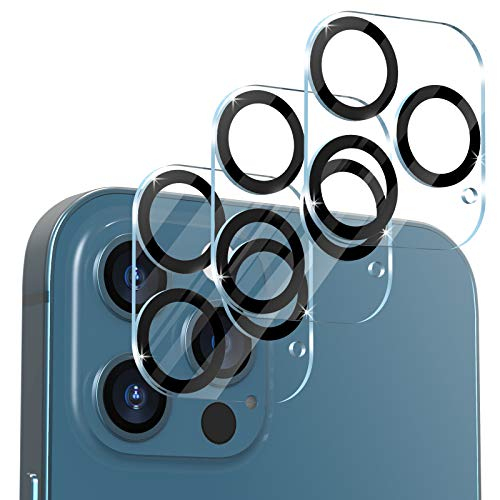 [3 Pack] CloudValley Camera Lens Protector for...