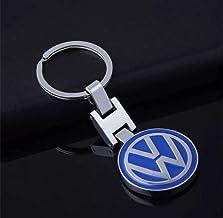 2 x B M W Lucido 3D Logo Auto Portachiavi Distintivo Distintivo Pulsante Shinny Emblema 11 mm CFM
