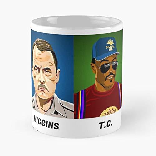 Tv Tom Pi Television 80S Magnum Selleck Nostalgia Shows Best 11 oz Kaffeebecher - Nespresso Tassen Kaffee Motive