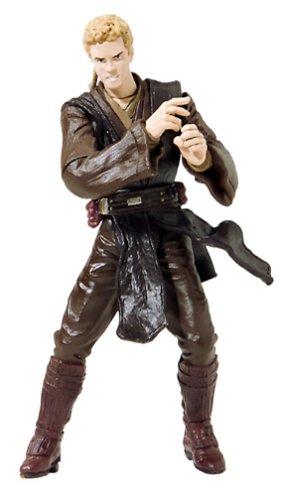 Hasbro Star Wars Figurine Anakin Skywalker (Tatooine Attack) (Saga)