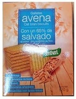 Amazon.es: galletas salvado