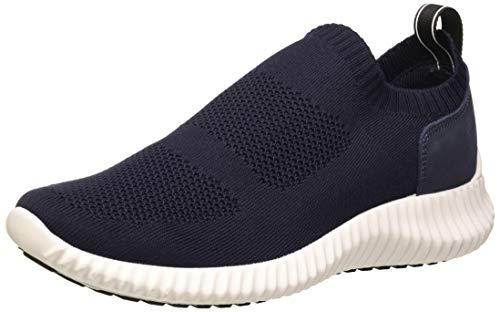 IGI&CO Scarpa Uomo UIL 51238, Sneaker, Blu (Blu 5123811), 44 EU