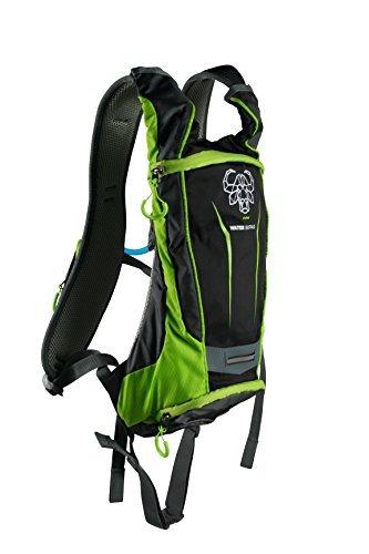 biking water backpack