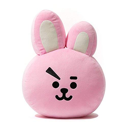 EWINHUIYING BTS Pillow Doll Plush Small Plush Puppets Toy Bangtan Boys Throw Pillow Cushion Perfect for Home/Car/Office/Travel/School Decor Great Gift