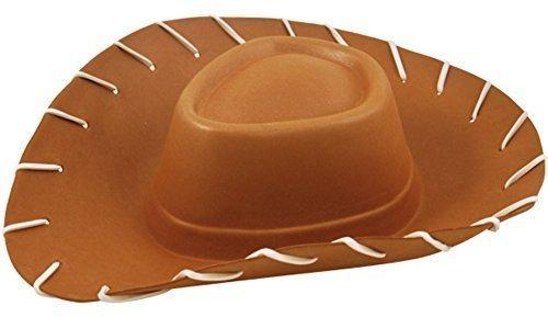 Accessoire de déguisement Chapeau de cowboy Toy Story en EVA pour adulte Marron