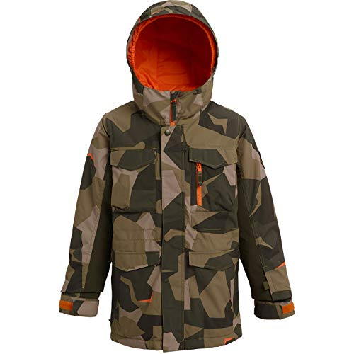 Burton Chaqueta de snowboard infantil Covert Jacket